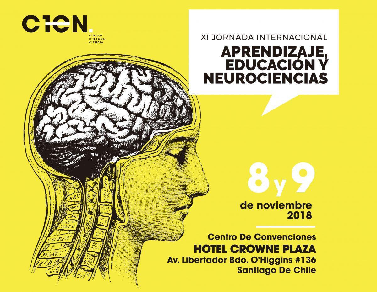 Con éxito finalizaron Jornadas de Aprendizaje, Educación y Neurociencia 2018